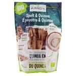 10 Mini crackers épeautre & quinoa BIO 110g Dr Karg's