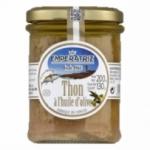 12 Thon à l'huile d'olive bocal 130g