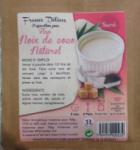 25 Flan noix de coco naturel sachet 45g