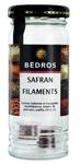 6 Safran en filaments flacon 0.2g Bedros