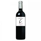 6 Vin rouge Gaillac Domaine Carcenac bouteille 75cl