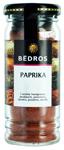 6 Paprika flacon 50g Bedros