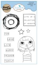 Stamps-  Moments of Life - by Charlene v/d Vorst