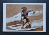 surfcard - study for printmaking 09 FEB 2