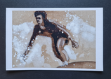 surfcard - study for printmaking 16 FEB 1
