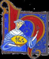 Hildegard v. Bingen Cubeben ganz  50g