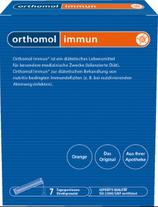 Orthomol Immun Direkt Granulat Orange 7 Beutel