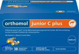 Orthomol Junior C plus Kautabletten Waldfrucht 30 Stück