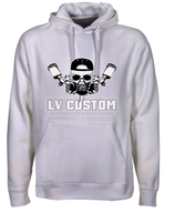 LV Classic black hoodie - UNRIVALED