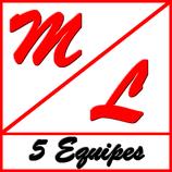 Swimrun Vassivière 2018 - 5 équipes formats M/L
