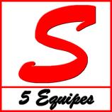 Swimrun Vassivière 2018 - 5 équipes format S