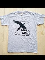 Sacha Yacu T-Shirt grau