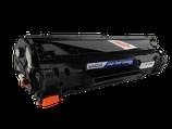 Compatible HP CB435A - CB436A - CE285A - Canon 712 - 713 - 725 Noir