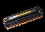 Compatible HP CB542A - CE322A - CF312 - Canon  716Y Jaune