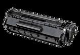 Compatible HP Q2612A - Canon FX9 - FX10 - Noir