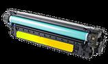 Compatible HP CE252A - Canon  723Y Jaune