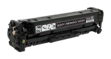 Compatible HP CC530A - CE410X - CF380A - Canon  718 Noir