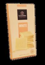 Leonidas tablette white 100gr