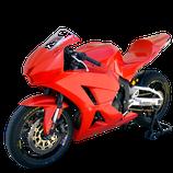 CBR600RR 13-19 レースカウル RED