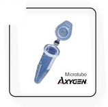 Microtubo de 0.6 ml. paquete con 1000 piezas, AXYGEN