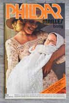 Magazine Phildar mailles baby n°33 (vintage)