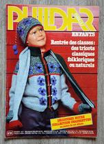 Magazine Phildar Mailles enfants 84