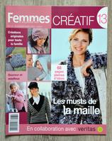 Magazine Femmes d'aujourd'hui Créatif 13