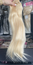 Clip In Extensions  55-60 cm,  200 Gramm