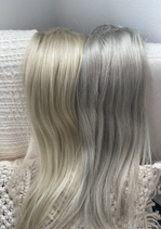 Clip In Extensions  55-60 cm,  140 Gramm