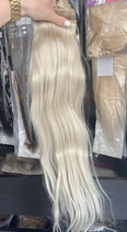 Clip In Extensions  60-65 cm,  160 Gramm