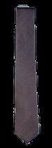 XXL Krawatte, 7.5 cm breit, mehrfarbig blau/rot