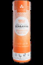 Ben&Anna - Deodorant Stick Papertupe - Vanilla Orchid