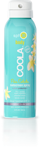 Coola Organic Body Spray SPF30, Travel Sizes