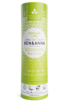 Ben&Anna - Deodorant Stick Papertupe - Persian Lime