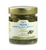 Mani Kapern in Olivenöl 180g