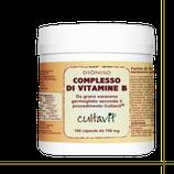 Cultavit® Vitamin B Komplex 100 Kapseln à 750mg / Pulver 100g