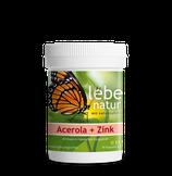 Acerola + Zink 90 Kapseln à 577mg/ 51,93g