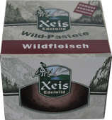 Xeis Pastete Wildfleisch
