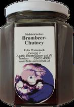Brombeer-Chutney