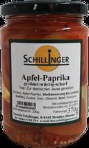Apfel-Paprika geröstet-würzig-scharf