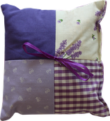 Kissen mit Lavendel