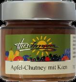 Apfel-Chutney mit Kren