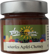 Scharfes Apfelchutney