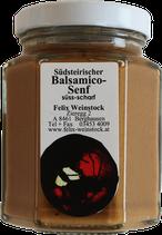 Balsamico-Senf süss-scharf