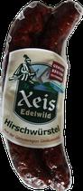 Xeis Hirschwürstel