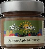 Quitten-Apfel-Chutney