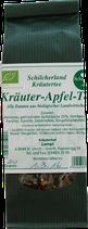 Kräuter-Apfel-Tee