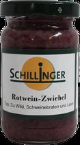 Rotwein-Zwiebel