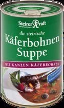 Steirische Käferbohnen-Suppe vegetarisch