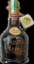 Kürbiskernöl in exquisiter Flasche